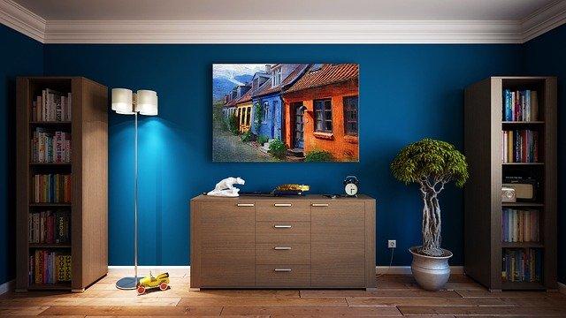 Les meubles pour la décoration de la maison en hiver