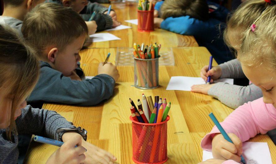Le coloriage, une activité qui apporte un plus aux enfants